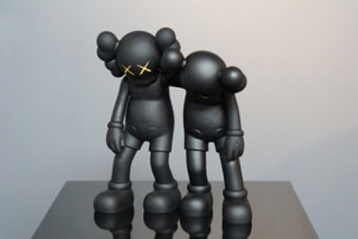 KAWS, 'Along The Way (Black)', 2019