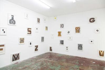 Charley Friedman, 'Western Code', 2015