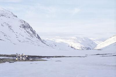 Rune Guneriussen, 'Morkedalen (The Valley of Darkness)', 2014