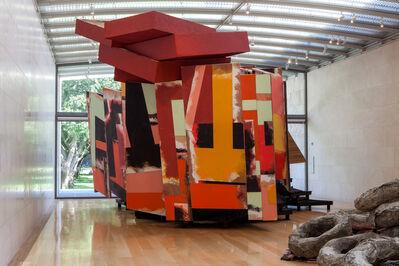 Phyllida Barlow, 'Untitled:stockade2015', 2015