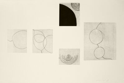 Magali Lara, 'Pausa, separación I', 2015