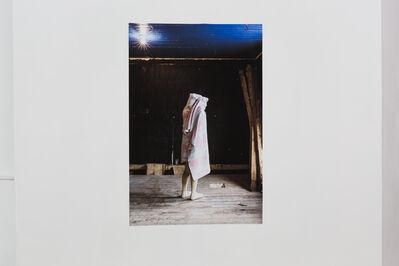 Jean-Robert Drouillard, 'Une silhouette emballée (Rosalie) 2', 2017