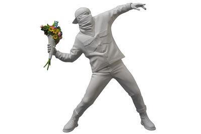 Banksy, 'Flower Thrower', 2016
