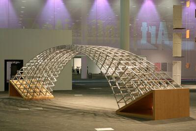 Chris Burden, 'Curved Bridge', 2003