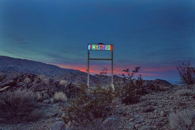 Oliver Clegg, '#IWASTHERE', 2013