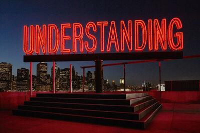 Martin Creed, 'Understanding ', 2016