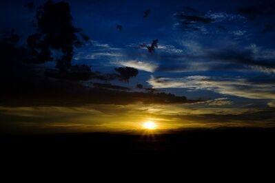 David Glick, 'Sunset'