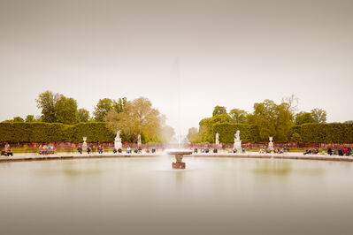 Michael Levin, 'Tuileries Fountain II', 2013