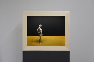 Peter Demetz, 'The next step', 2018