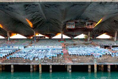 Jill Peters, 'Marine Stadium', 2015