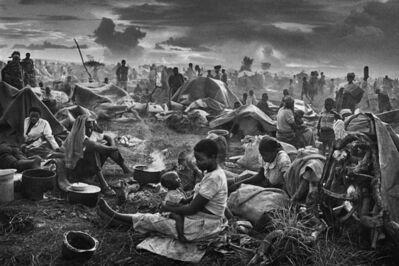 Sebastião Salgado, 'Benako camp, Tanzania, 1994', 2021