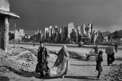 Sebastião Salgado, 'The once-prestigious Jade Maiwan Avenue. Kabul, Afghanistan', 1996