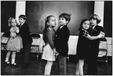 Elliott Erwitt, '11. New York City. (Kids dancing)', 1977
