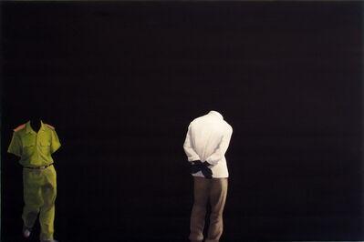 Nguyen Thai Tuan, 'Black Painting No.90', 2009