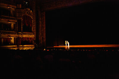 "Vladimir Fridkes, 'From the project ""Ten Days Before… (Bolshoi Theatre)""', 2005"
