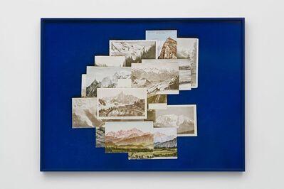 Elise Rasmussen, 'My desire, my blue, my mountain', 2018
