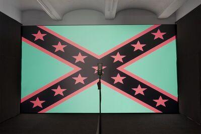 Hank Willis Thomas, 'Black Righteous Space.', 2012