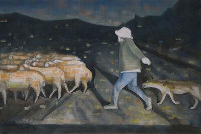 Feng Liu, 'Grazing', 2017