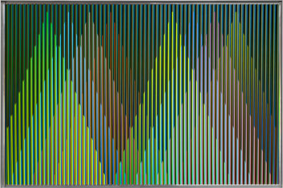 Carlos Cruz-Diez, 'Physichromie Panam 229', 2015