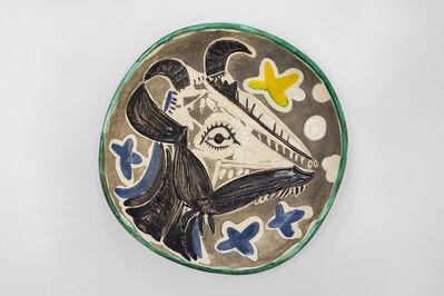 Pablo Picasso, 'Goat's Head (Tête de Chèvre de Profil)', 1952