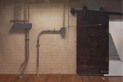 Jesus Emmanuel Villarreal, 'The Red Door', 2012
