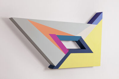 Zin Helena Song, 'Polygon in Space #18'