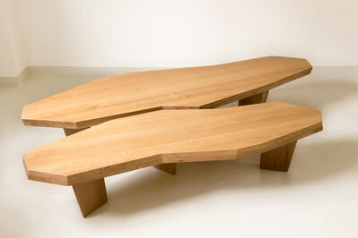 """Jacques Jarrige, 'Long Nesting Coffee tables """"Nazca""""', 2019"""