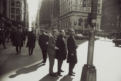 Garry Winogrand, 'New York City', 1973
