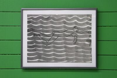 Bhakti Baxter, 'Untitled (Swimmer)', 2004
