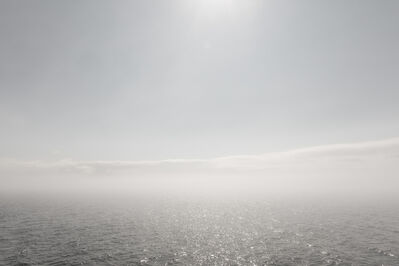 Peter McLennan, 'Fog at Sea #1', 2019
