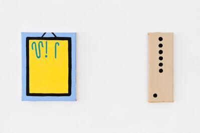 Sean Montgomery, 'Van Gogh's mirror and Flute', 2018