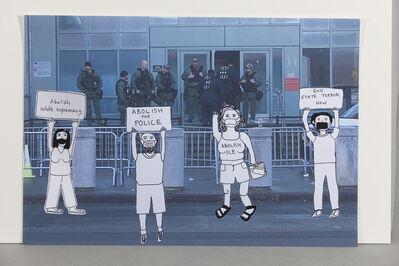 Sara Zielinski, 'Until All the Walls Come Down (MDC Brooklyn 2)', 2020