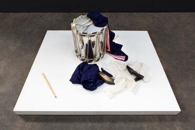 Latifa Echakhch, 'Sans Titre (joueur de tambour a)', 2010