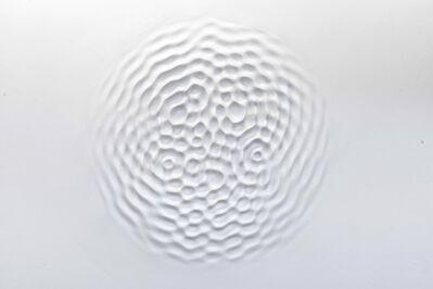 Loris Cecchini, 'Wallvave vibration (ears particle tingles)', 2012