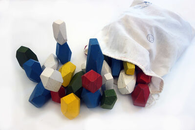 Fort Standard, 'Balancing Blocks', 2011