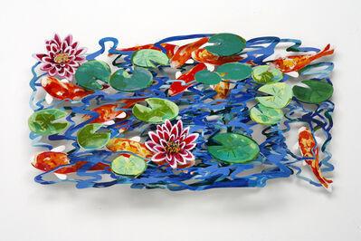David Gerstein, 'POND荷塘', 2008