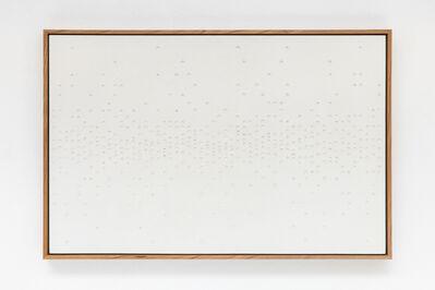 Gerhard Von Graevenitz, 'Horizontale Verteilung II', 1959