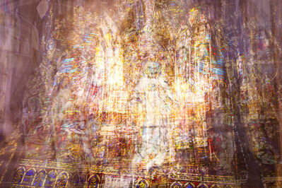 Bill Anderson, 'Cathedral Interior', 2013