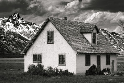 Christopher John Brown, 'Mormon Row', 2014