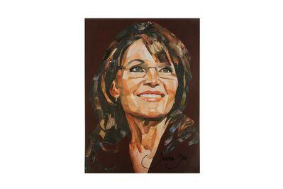 Jonathan Yeo, 'Sarah Palin'