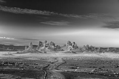Mitch Dobrowner, 'Natron Sunrise '