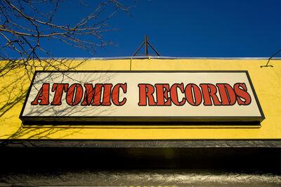 Dallas Parkins, Jr, 'Atomic Records', 2016