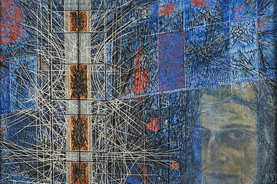 Jimmy Ernst, 'I Am Watching', 1963