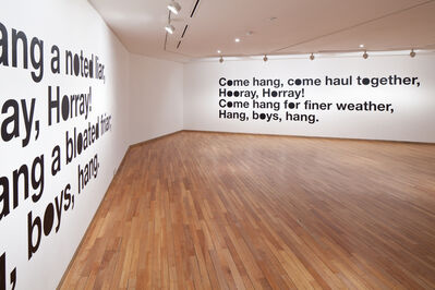 Liam Gillick, 'Installation View'