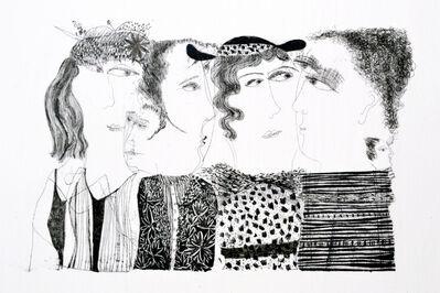 Kristiane Semar, 'Groupthink', 2016