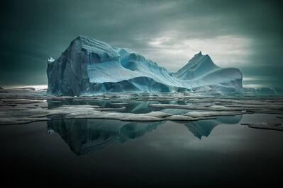 Sebastian Copeland, 'Iceberg XVIII, Greenland', 2010