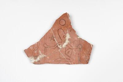 Emmanuel Laflamme, 'Fictitious Petroglyph #6', 2017