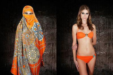 Cecile Plaisance, 'Burqa Hermes', 2019