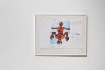 Boris Mikhailov, 'Look at Me I Look at Water', 1999