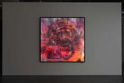 Ho Tzu Nyen, 'CDOSEA: Square Stack (Faces) ', 2019